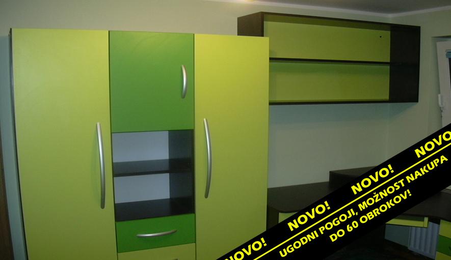 Moderna dnevna soba Koroška